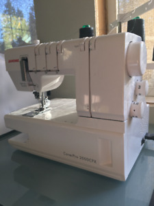 Janome CoverPro 2000cpx/sewing machine