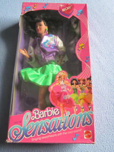 1987 Becky doll - Barbie and the Sensations