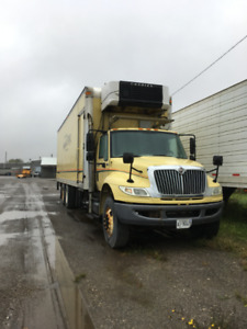 2008 International 4400 Series