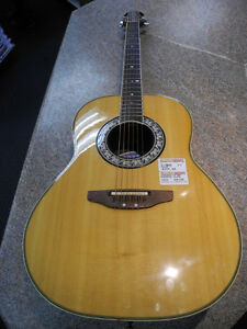 Ovation 1517 Electric/Acoustic Guitar