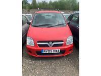 2005 Vauxhall Agila 1.0 i 12v Expression 5dr Hatchback Petrol Manual