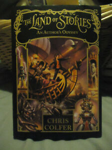 THE LAND OF STORIES BRAND NEW