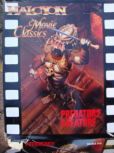 Model kit, Movie model Predator creature London Ontario image 1