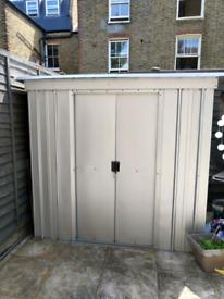 Yardmaster Metal Garden Shed/Storage