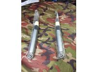 Audi A3 / Golf MK5 rear shocks