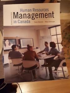 UPEI - Human Resources in Canada - Gary Dessler