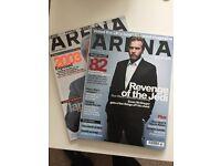 Free Copies of ARENA Magazine