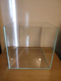 Aquascaping nano fish tank 25 L
