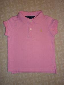 Girl's Ralph Lauren shirt - size 4