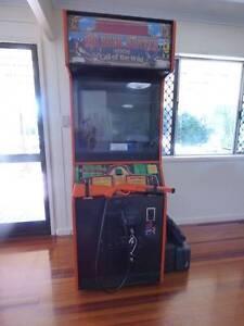 Gaming Machine Shooting Arcade Game Machine Mackay Mackay City Preview