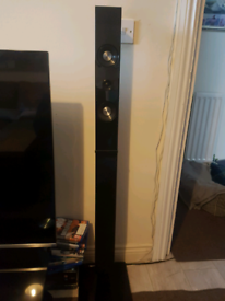 Samsung floor standing speakers x2