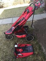 e3 phil and teds double buggy. $100 firm