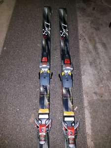 Rossignol DV8S 193cm with Rossignol bindings