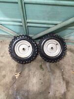 "8"" snowblower wheels"