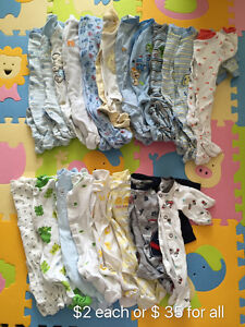 Huge lot of premie / nb boy clothing