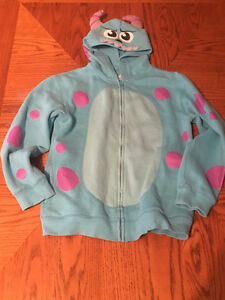Youth L Disney Sully Hoodie