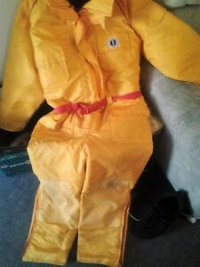 Survival Suit by Mustang