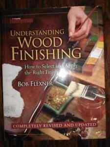 Understanding Wood Finishing by Bob Flexner