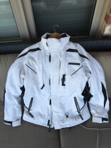 SPYDER Mens Ski Jacket and Bibbed Pant