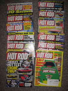 HotRod and other car magazines