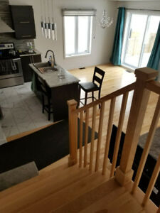 1 Bedroom for rent in brand new townhouse Pincourt QC