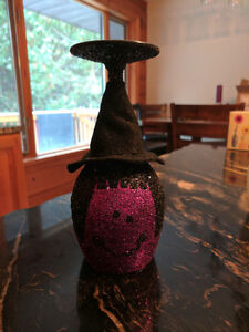 Halloween Themed Wine Glass Candle Holders Peterborough Peterborough Area image 4