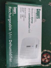 Dehumidifier Rechargeable Reduces Damp Model E-333