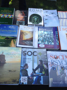 TONS OF TEXT BOOKS.  Social Psych books Etc. London Ontario image 10