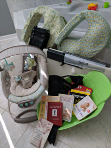New Baby Gear - Lot (Neutral Colours!)