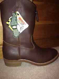 Double H Cowboy Boots size 10.5 brand new in box and wrap