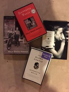 JEANNETTE WALLS books for sale