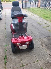Shoprider cordoba running scooter sold for spares