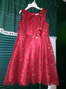 Christmas dresses $10each