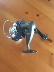 Zebco Spinning Reel and Rod, new