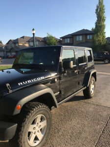 2010 Jeep Rubicon , Private Sale