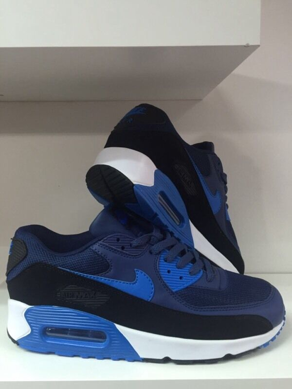 rydha Nike air max 90 Blue/Blue All Sizes Available | in Croydon, London