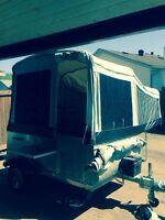 2013 QuickSilver all aluminum camper