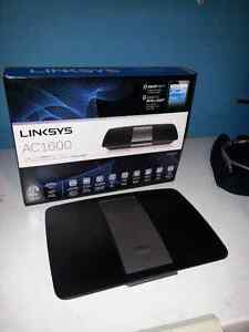 Linksys Smart Wi-Fi Wireless AC1600 Dual-Band Router Comox / Courtenay / Cumberland Comox Valley Area image 1