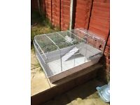 Rabbit hutch