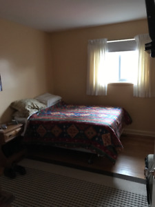 Fully furnished room, close to Trainyard, OU and StLaurant, Jun1