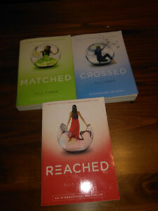 Ally Condle book series