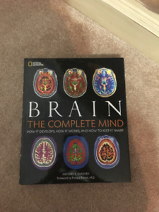 Brain - The Complete Mind - National Geographic Book
