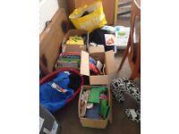 Bundle of stuff.