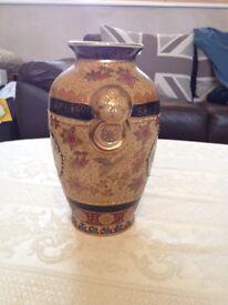 Vintage Chinese Japanese Vase