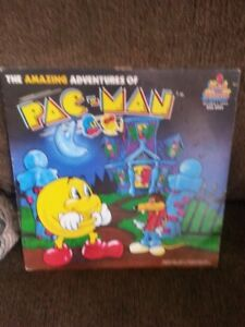Pac-man Collectables,vintage
