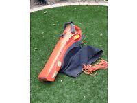 Flymo garden vac & blower