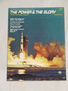 Petersen's 1974 book about space: The Power and the Glory