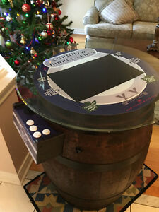 Wine Barrel Arcade Machine **500+ Games with warranty** Cambridge Kitchener Area image 5