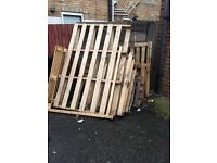 FREE Wooden Pallets!