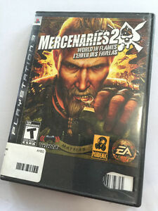 PS3 Game - Mercenaries 2
